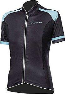 Camisa Focus Race Woman - Mint