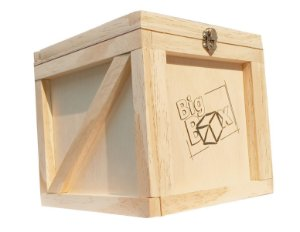 BigBox - Caixa Madeira para Embalagens e Kits Especiais