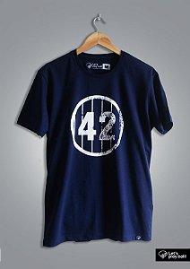 Camiseta Masculina 42 Marinho