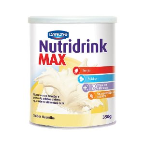 Nutridrink Max LT 350g - DANONE