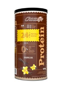 Chocolife Protein - Proteína Vegana 480g