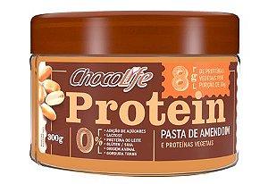 Pasta de Amendoim - Chocolife Protein