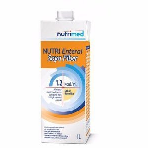 Nutri Enteral Soya Fiber - 1 Litro -  NUTRIMED