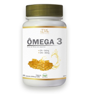 ÔMEGA 3 120 CAPS 1.000mg