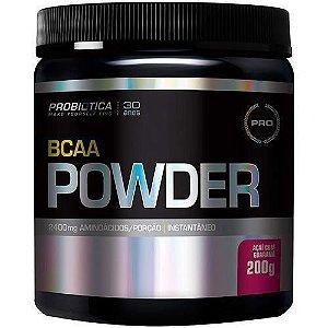 BCAA Powder - 200g - Probiótica