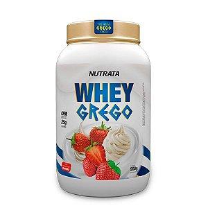 Whey Grego - Nutrata