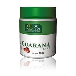 Guaraná em pó pt 100g