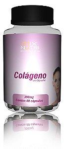 Colágeno Hidrolisado 300mg 60 caps