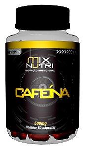 Cafeína 210mg 60caps