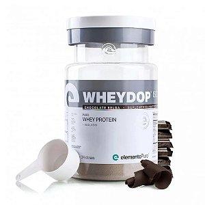WHEYDOP ISO CHOCOLATE BELGA - 900G