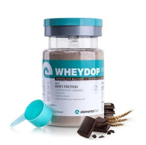 WHEYDOP 3W CHOCOLATE MALTADO - 900G