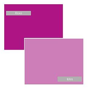 Placa Folhas Cartolina de Eva 40x60 pacote c/50 un. Leo e Leo