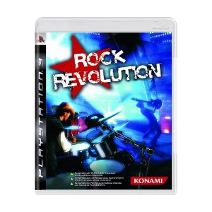 Jogo Rock Revolution - PS3