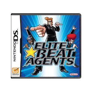 Jogo Elite Beat Agents - DS