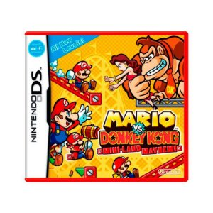 Jogo Mario Vs Donkey Kong: Mini-Land May Hem! - DS