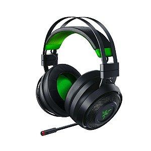 Headset Gamer Razer Nari Ultimate Wireless - Multiplataforma