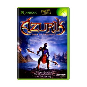 Jogo Azurik: Rise of Perathia - Xbox