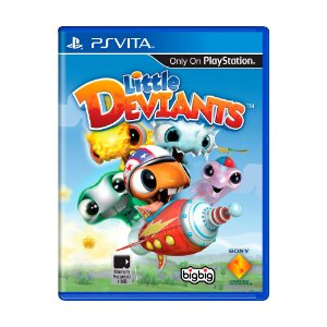 Jogo Little Deviants - PS Vita