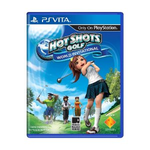Jogo Hot Shots Golf: World Invitational - PS Vita