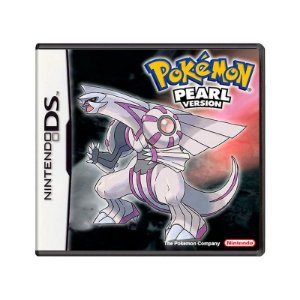 Jogo Pokémon Pearl Version - DS
