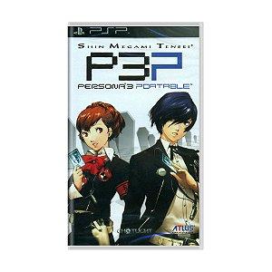 Jogo Shin Megami Tensei: Persona 3 Portable - PSP