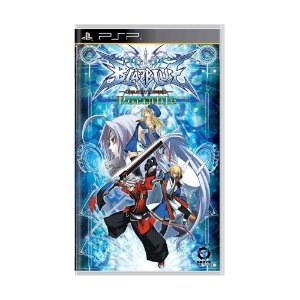 Jogo BlazBLue: Calamity Trigger Portable - PSP