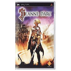 Jogo Jeanne D'arc - PSP