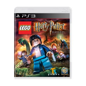 Jogo Harry Potter: Years 5-7 - PS3