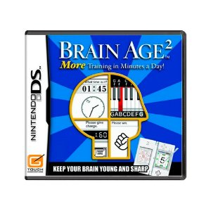 Jogo Brain Age 2: More Training in Minutes a Day! - DS