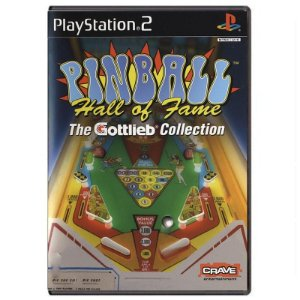 Jogo Pinball Hall of Fame: The Gottlieb Collection - PS2
