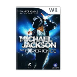 Jogo Michael Jackson: The Experience - Wii