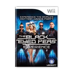 Jogo The Black Eyed Peas: Experience - Wii