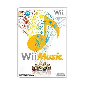 Jogo Wii Music - Wii