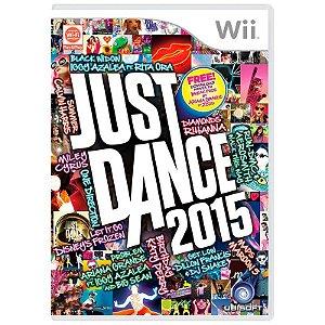 Jogo Just Dance 2015 - Wii