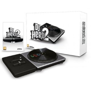 Turntable Activision DJ Hero 2 - Wii