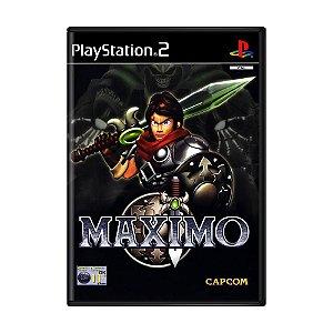 Jogo Maximo - PS2 (Europeu)