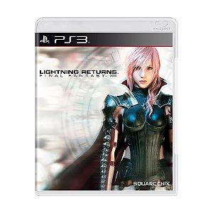 Jogo Lightning Returns: Final Fantasy XIII - PS3