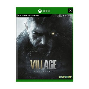 Jogo Resident Evil Village - Xbox Series X