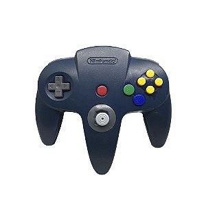 Controle Nintendo 64 Azul - Nintendo
