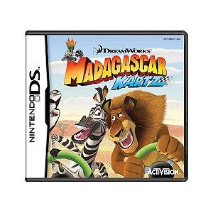 Jogo Madagascar Kartz - DS