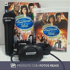 Jogo American Idol Encore 2 - PS3