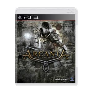Jogo Arcania: The Complete Tale - PS3