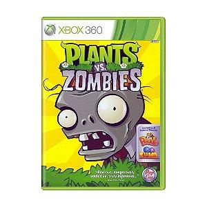 Jogo Plants vs. Zombies + Peggle + Zuma - Xbox 360
