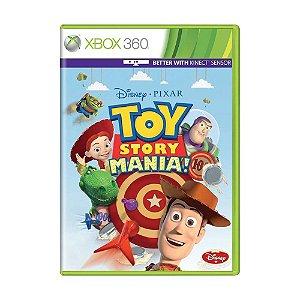 Jogo Toy Story Mania! - Xbox 360