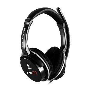 Headphone Turtle Beach Ear Force PX21 com fio - PS4, PC e Xbox One