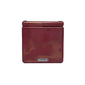 Console Game Boy Advance SP Vermelho - Nintendo