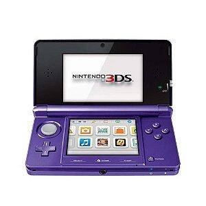 Console Nintendo 3DS Roxo Noturno - Nintendo