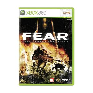 Jogo F.E.A.R. First Encounter Assault Recon - Xbox 360