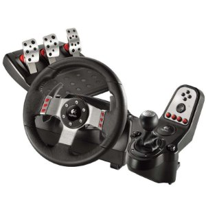 Volante Logitech G27 Racing Wheel joystick - PS3 e PC