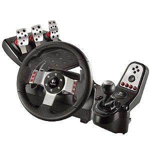 Volante Logitech G27 Racing Wheel joystick - PS3 e PC